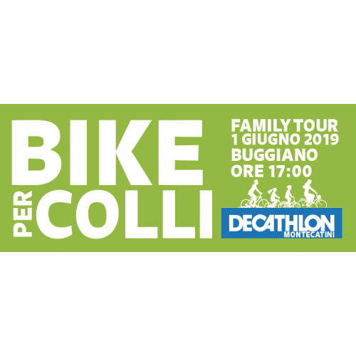BIKE PER COLLI - FAMILY TOUR - 1 giugno 2019